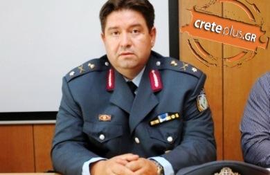 Θέμα CretePlus.gr: Σε όλες τις Υπηρεσίες της Κρήτης ο Μιχάλης Καραμαλάκης στηρίζει τους αστυνομικούς που είναι επί τω έργω