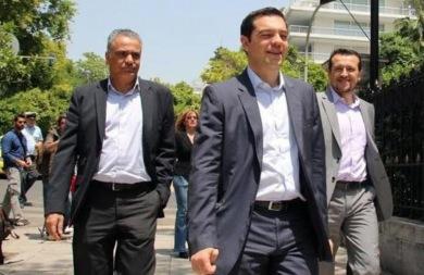 Φινάλε στην Κρήτη για τον Αλέξη Τσίπρα με βόλτα στην πόλη των Χανίων