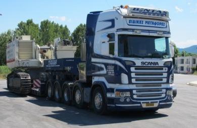 Μέχρι 42 τόνους τα φορτηγά στην Ελλάδα