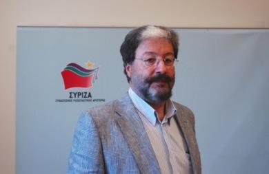 Ο Μιχάλης Κριτσωτάκης για την νίκη του ΣΥΡΙΖΑ