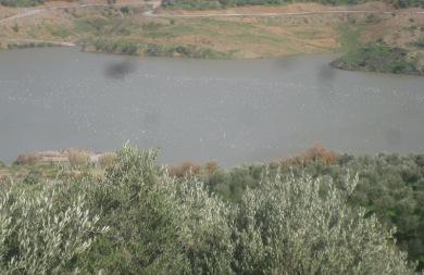 Κατολίσθηση στο Φράγμα Αποσελέμη, έχει προκαλέσει ανησυχίες και...ζημιές (pics)