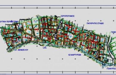 Παίρνουν μέτρα για το Δυτικό Πολεοδομικό κέντρο στο Ηράκλειο