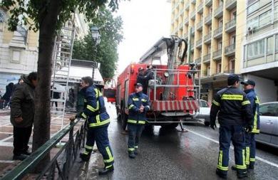 Πυρκαγιά σε καφετέρια στο Μοναστηράκι εθεσε σε συναγερμο την Πυροσβεστική
