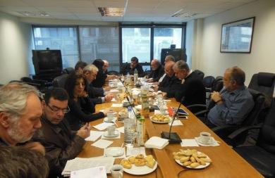 Πλήρης ενημέρωση στον νέο Υπουργό Υγείας για τα προβλήματα του Νομού Ηρακλείου και της Κρήτης (pic)