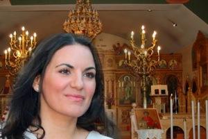 Τις ελπίδες της στο... Θεό εναποθέτει η Όλγα Κεφαλογιάννη