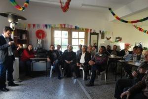 Συνεργασία κερασοπαραγωγών Αγ. Βαρβάρας και Πανασού