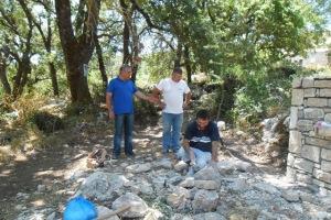 Προχωρούν οι εργασίες των πολιτιστικών Διαδρομών στο δήμο Γόρτυνας