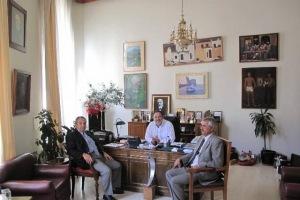 Στο επίκεντρο της συνάντησης Κουράκη-Κόλλια η ηλεκτρική διασύνδεση της Κρήτης!