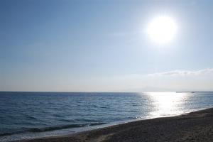 Καλοκαιρινός ο καιρός στην Κρήτη