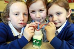 Παράταση για την επιδότηση κατανάλωσης γάλακτος στα σχολεία