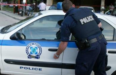Ληστεία με άρωμα τρομοκρατίας σε τράπεζα στο Δίστομο